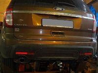 Фаркоп для Ford Explorer (2011 -) Baltex 08.2247.32