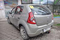 Фаркоп для Renault Sandero (2008 -) Bosal-VFM 1422-A