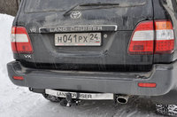 Фаркоп для Toyota Land Cruiser 100 VX (1998 - 2007) Bosal-VFM LUX 3032-CL-100