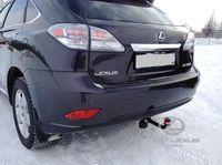 Фаркоп для Lexus RX 300/350/450h (2009 -) Bosal-VFM 3073-A