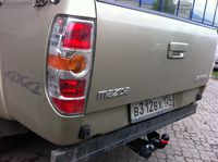 Фаркоп для Mazda BT-50 (2006 - 2011) Bosal-VFM 3958-F-BT-50