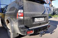 Фаркоп для Mitsubishi Pajero Sport (1998 - 2008) Bosal-VFM 4126-F