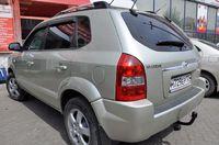Фаркоп для Hyundai Tucson (2004 - 2010) Bosal-VFM 4235-A