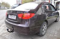 Фаркоп для Hyundai Elantra (2007 - 2012) Bosal-VFM 4242-A