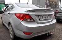 Фаркоп для Hyundai Solaris Седан (2010 -) Bosal-VFM 4254-A