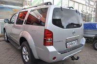 Фаркоп для Nissan Pathfinder (2005 -) Bosal-VFM 4350-A