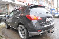Фаркоп для Nissan Murano (2008 -) Bosal-VFM 4365-A