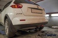 Фаркоп для Nissan Juke 2WD (2010 -) Bosal-VFM 4370-A