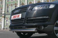 Защита переднего бампера d76 для Audi Q7 (2006 -) AUDQ.48.0335