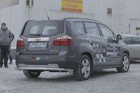 Защита заднего бампера d60 для Chevrolet Orlando (2012 -) CHOR.75.1592