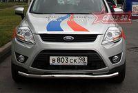 Защита переднего бампера d60 для Ford Kuga (2008 -) FKUG.48.0672