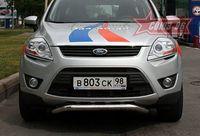 Защита передняя нижняя d60 для Ford Kuga (2008 -) FKUG.59.0686