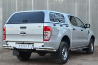 Защита заднего бампера уголки d63 (секции) d63 (секции) для Ford Ranger (2012 -) FRZ-001301