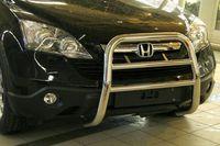 Решетка передняя мини d60 высокая для Honda CR-V (2007 -) HCRV.55.0421
