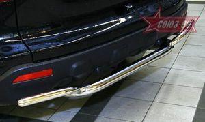 Защита заднего бампера d60/42 для Honda CR-V (2007 -) HCRV.75.0429
