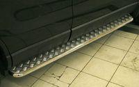 Пороги с листом d42 для Honda CR-V (2007 -) HCRV.82.0427