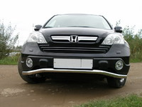 Решетка передняя d60,3 для Honda CR-V (2007 -) HONCRV-01