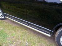 Пороги труба d60,3 для Honda CR-V (2007 -) HONCRV-03