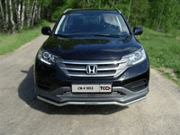Решётка радиатора 16 мм для Honda CR-V (2012 -) HONCRV13-12