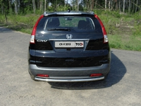 Защита задняя (центральная) 50,8 мм для Honda CR-V (2012 -) HONCRV13-16