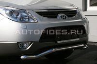 "Защита переднего бампера d60 ""труба"" для Hyundai IX55 (2009 -) HYIX.48.0899"