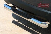 """Защита заднего бампера d76 """"ступенька"""" для Hyundai IX35 (2010 -) HYIX.75.1068"""