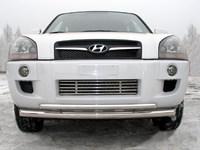 Решётка радиатора для Hyundai Tucson (2005 -) HYUNTUC-06