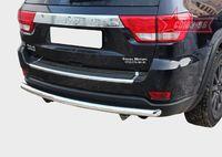 """Защита задняя """"волна"""" d60 для Jeep Grand Cherokee (2011 -) JEEP.75.1368"""