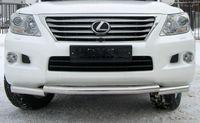 Защита переднего бампера d70 ступень для Lexus L(X570 -) LLZ-000264