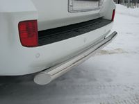 Защита заднего бампера d76 (секции) для Lexus L(X570 -) LLZ-000268