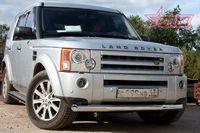 "Защита переднего бампера d76 ""труба"" для Land Rover Discovery 3 (2004 -) LRDV.48.0246"