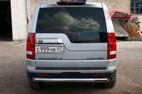 Защита задняя d76 для Land Rover Discovery 3 (2004 -) LRDV.75.0248