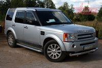 Пороги с листом d60 для Land Rover Discovery 3 (2004 -) LRDV.82.0247