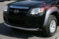"""Защита переднего бампера d76 """"труба"""" для Mazda BT-50 (2007 -) MABT.48.0465"""