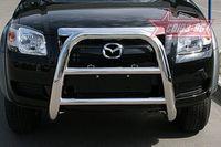 Решетка передняя мини d76 высокая для Mazda BT-50 (2007 -) MABT.55.0463