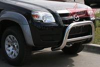 Решетка передняя мини d76 низкая для Mazda BT-50 (2007 -) MABT.56.0464