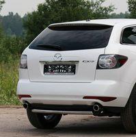 Защита задняя d60 короткая для Mazda CX-7 (2010 -) MACX.75.1113