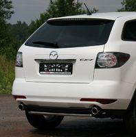 Защита задняя d42 короткая для Mazda CX-7 (2010 -) MACX.75.1114
