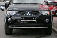 "Защита переднего бампера d60 ""труба"" для Mitsubishi L-200 (2006 -) MITL.48.0442"