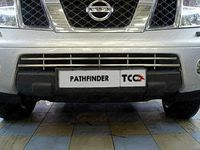Решётка радиатора 16 мм для Nissan Pathfinder (2005 -) NISPAT-05