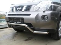 Решетка передняя d51 для Nissan X-Trail (2007 -) NISXTR07-03