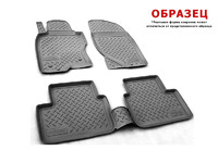Коврики в салон для Mazda CX-5 (2011 -) NPA10-C55-060