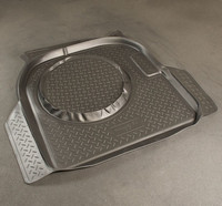 Коврик в багажник для Chery Amulet (2006 -) NPL-P-11-02