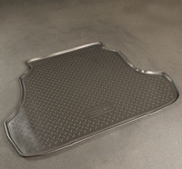 Коврик в багажник для Chery A13 Седан (2009 - 2011) NPL-P-11-03