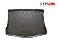 Коврик в багажник для Kia Picanto Хэтчбэк (2007 -) NPL-P-43-26