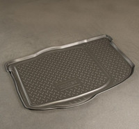 Коврик в багажник для Kia Soul (2008 -) без органайзера NPL-P-43-71