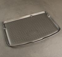 Коврик в багажник для Mazda 2 Хэтчбэк (2007 -) NPL-P-55-02