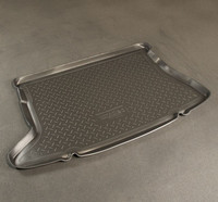 Коврик в багажник для Toyota Auris (2007 -) NPL-P-88-02
