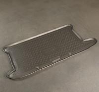 Коврик в багажник для Toyota Yaris (2005 -) NPL-P-88-96