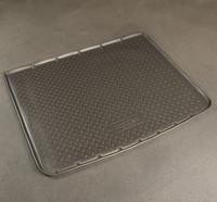Коврик в багажник для Volkswagen Touareg (2010 -) 2-зонный климат-контроль NPL-P-95-58